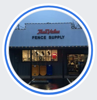 Snapshot of True Value Fence Supply in Penn Valley, CA